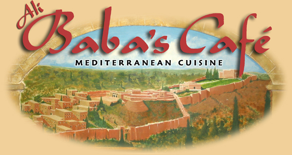 Ali baba 39 s cafe newbury park california for Ali baba s middle eastern cuisine